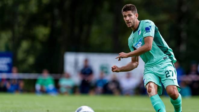 Andrej Kramaric ist zurück im Mannschaftstraining der TSG Hoffenheim