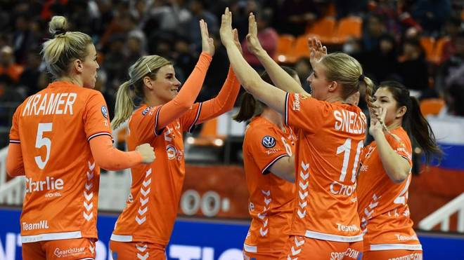 Die Niederländerinnen sind Handball-Weltmeister