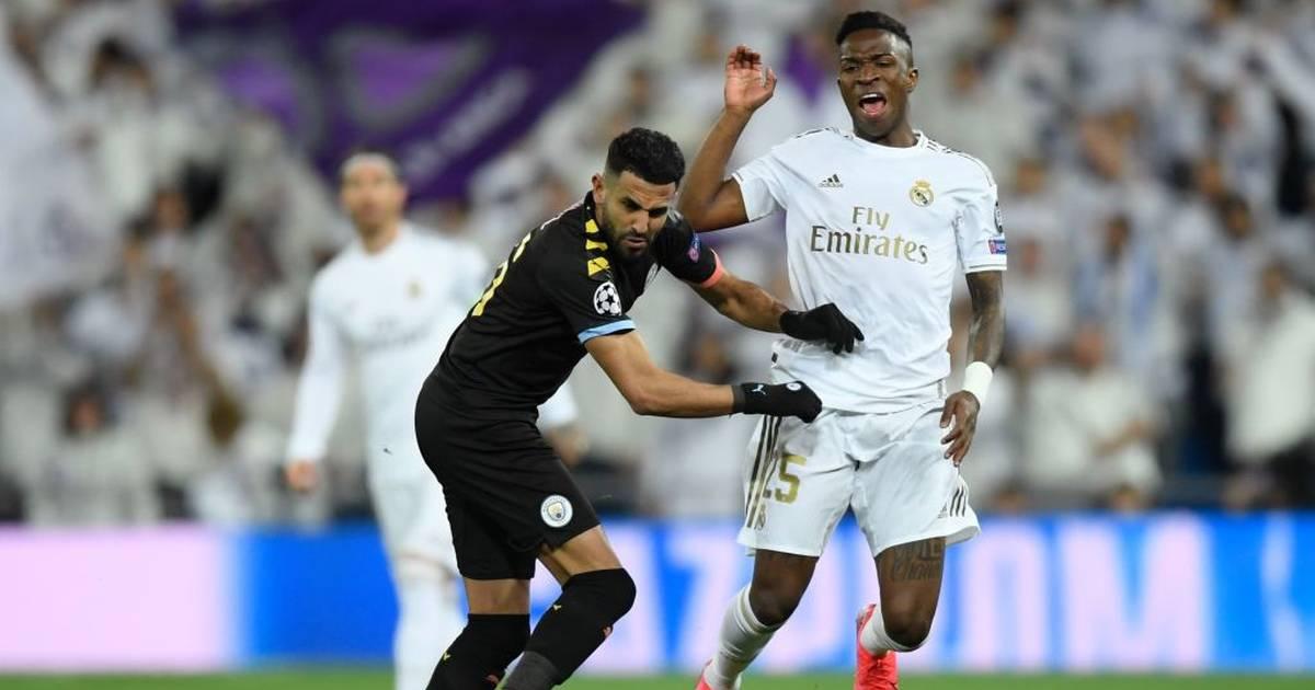 Champions League: Vinicius kritisiert Schiedsrichter nach Real-Pleite