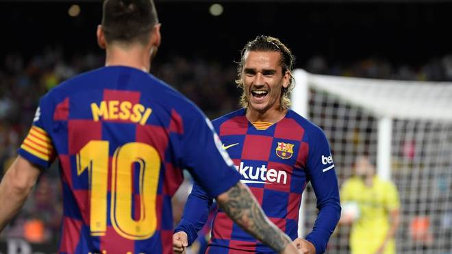 Messi äußert sich zu Griezmann