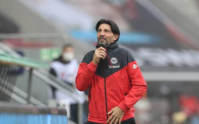 Bruno Hübner verlässt die Eintracht