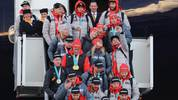 Team Germany Arrives From The 2018 PyeongChang Olympic Games