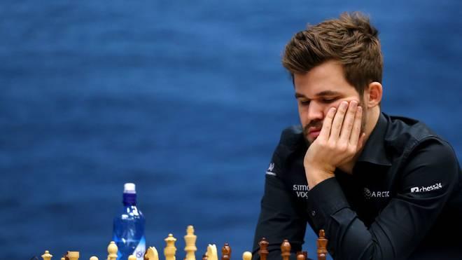 Magnus Carlsen ist seit 2013 Schach-Weltmeister