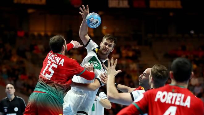 Deutsche Handballer sichern Platz 5
