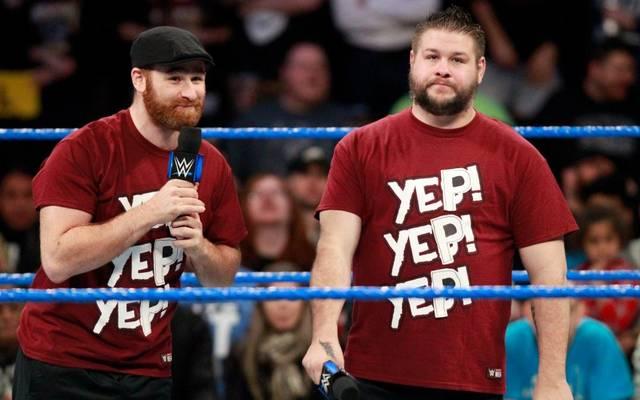 Sami Zayn und Kevin Owens pausieren seit WrestleMania 36