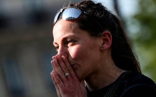 Clemence Calvin will ihre Dopingsperre nicht akzeptieren