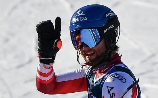Marco Schwarz gewinnt Gold in der Kombination