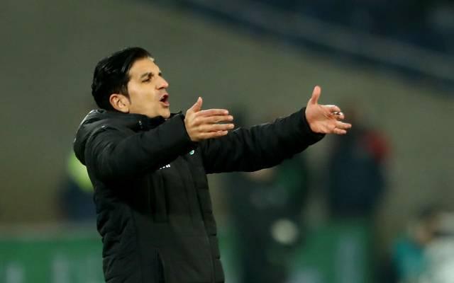 Kenan Kocak feierte mit Hannover 96 zuletzt zwei Siege