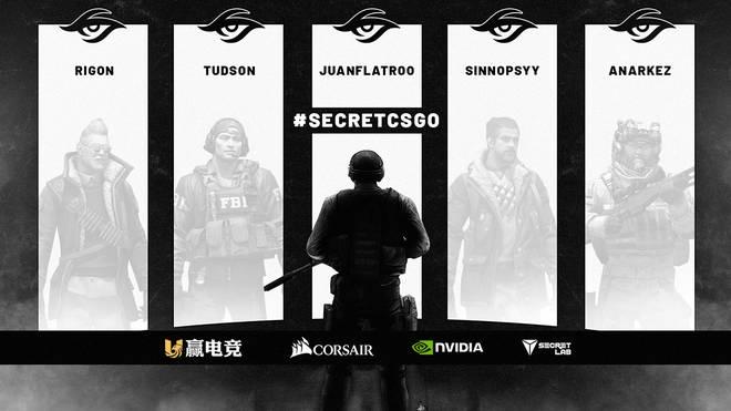CS:GO: Team Secret übernimmt M1X und kehrt in die Szene zurück
