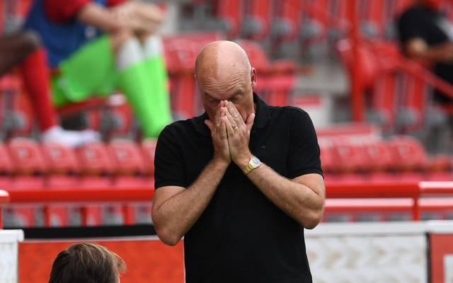 Uwe Rösler steht vor einer großen Herausforderung mit Fortuna Düsseldorf