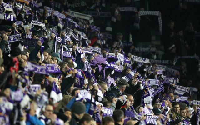 Ein Fan starb nach dem Spiel von Erzgebirge Aue gegen Dynamo Dresden