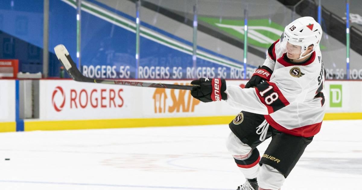 NHL: Tim Stützle gewinnt mit Senators - Bruins siegen im Freiluftspiel - SPORT1