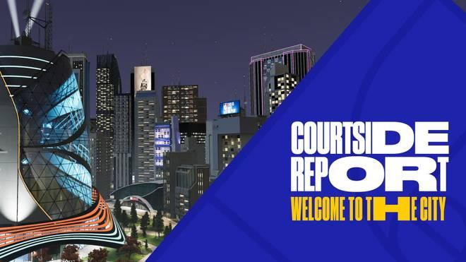 """Courtside Report: NBA 2K21 auf Next-Gen - Das ist """"Die Stadt"""""""