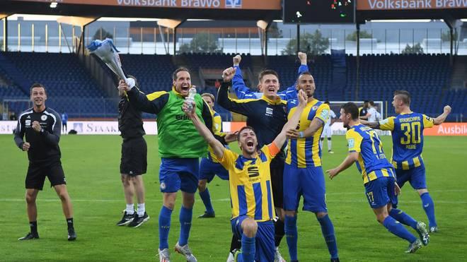 Eintracht Braunschweig ist automatisch für die Pokal-Hauptrunde qualifiziert
