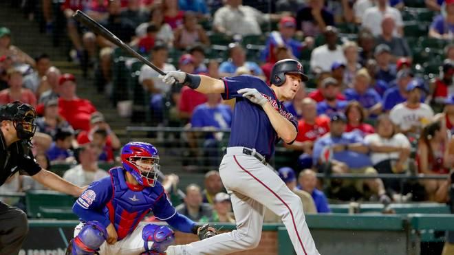 Max Kepler ist seit Jahren Leistungsträger der Minnesota Twins in der MLB