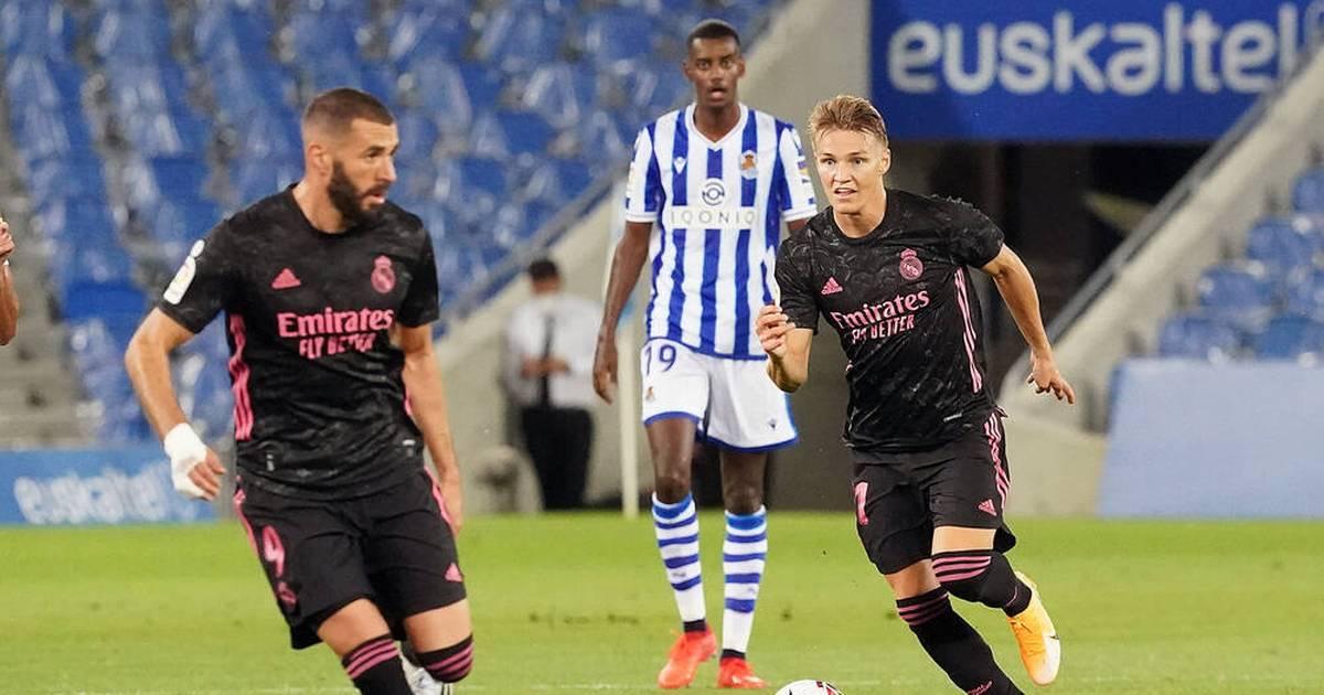 Real Madrid: Martin Ödegaard muss wegen positivem Corona-Test pausieren