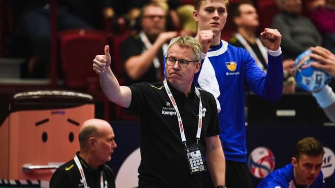Gudmundur Gudmundsson erhielt zunächst einen Vertrag bis Saisonende