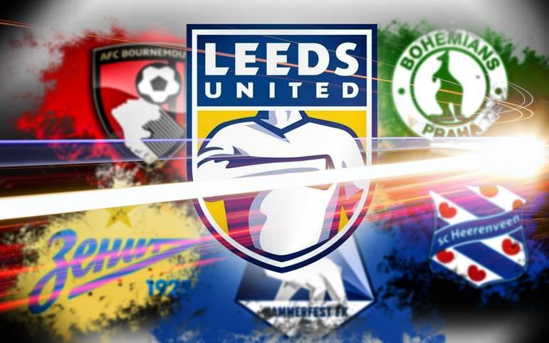 Das neue Logo von Leeds United stößt beim Anhang auf Ablehnung.Es gibt aber Wappen, die noch mehr verwundern. Von fliegenden Hexen über kickende Kamele bis hin zum Weihnachtsmann: SPORT1 zeigt die kuriosesten und lustigsten Fußball-Logos der Welt