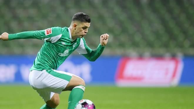 Rashicas Fokus liegt weiterhin voll auf Werder