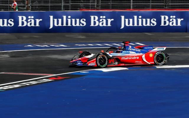 Pascal Wehrlein fährt in der kommenden Formel-E-Saison für Porsche