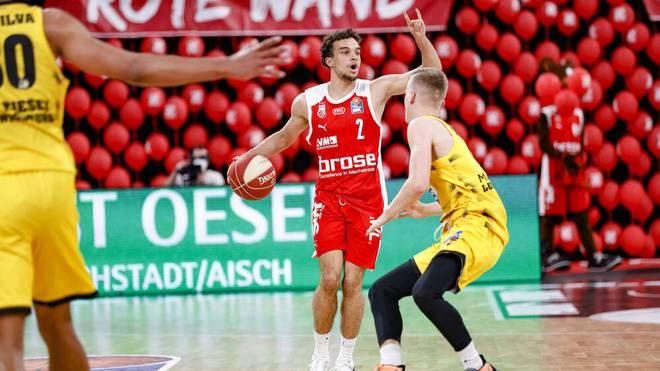 Bamberg und Luwigsburg kämpfen in Spiel vier um das Halbfinale