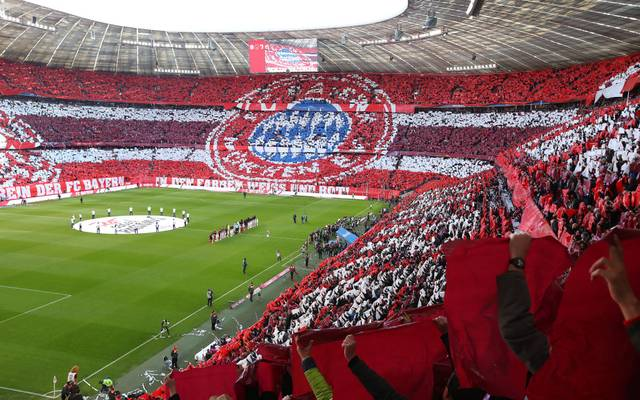Viele Fans des FC Bayern verzichteten auf die Rückerstattung der Tickets für Geisterspiele