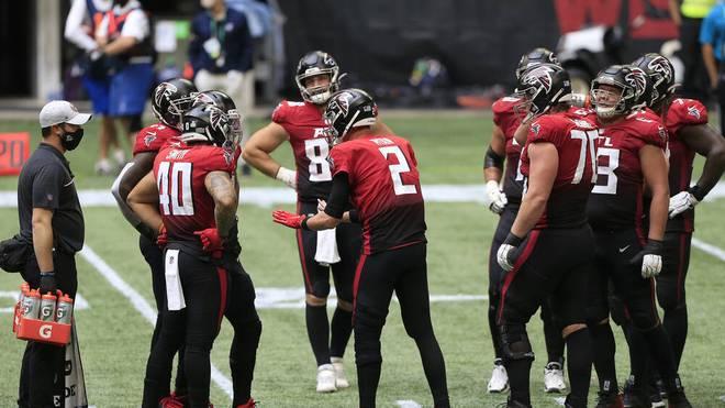 Die Atlanta Falcons kassieren Niederlagen, die teilweise nicht zu erklären sind.