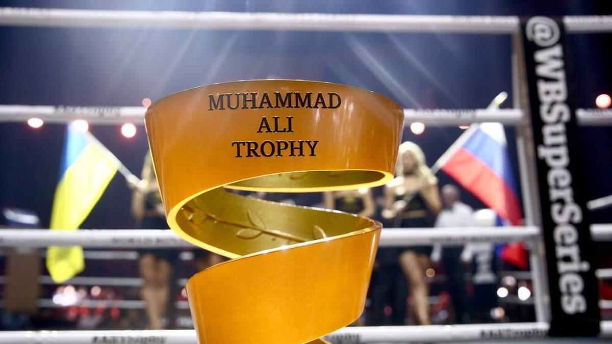 Die Muhammad Ali Trophy wird erstmals an einer Boxerin vergeben