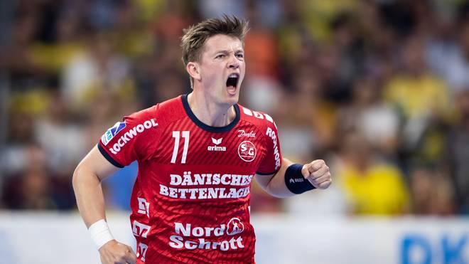 Lasse Svan hat seinen Vertrag bei der SG Flensburg-Handewitt bis 2022 verlängert