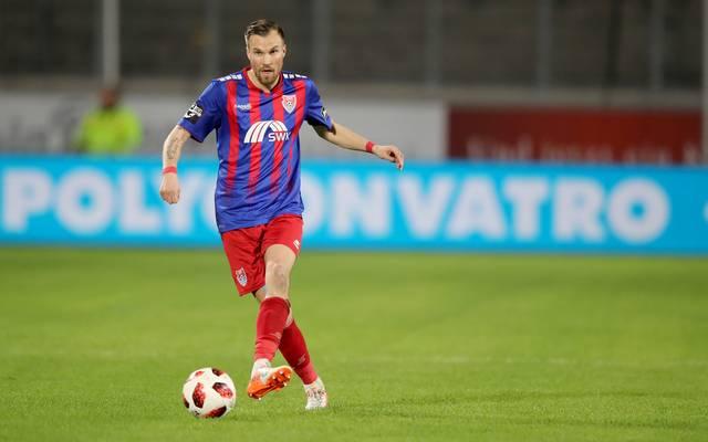 Kevin Großkreutz spielt seit 2018 für den KFC Uerdingen