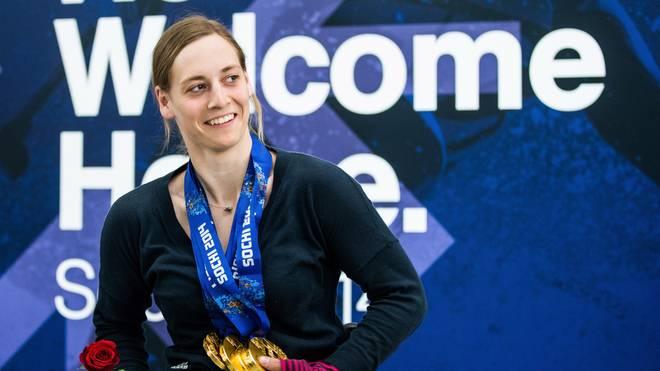 Anna Schaffelhuber gewann fünf Mal Gold bei den Paralympics