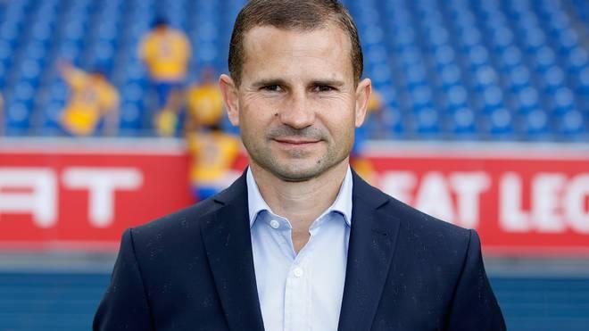 Eintracht Braunschweigs Sportdirektor Marc Arnold