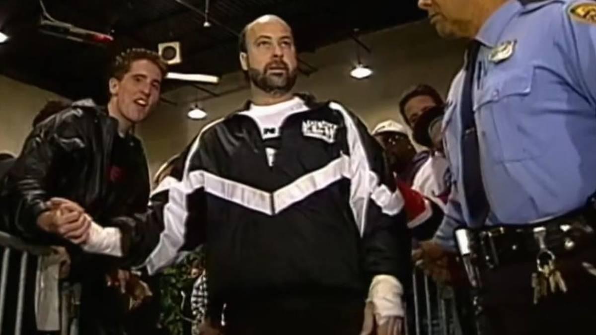 Tod Gordon war bis 1997 Präsident von ECW