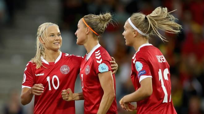 Die Zeichen in der dänischen Frauen-Nationalmannschaft stehen auf Sturm