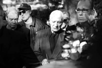 Zanubio Rocchigiani war die große Motivation seiner Söhne Ralf und Graciano. Der Unfalltod von Rocky traf den Vater hart.