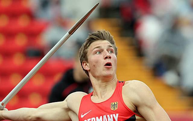 Olympiasieger Röhler fordert mehr Geld vom IOC für die Athleten Thomas Röhler gewann bei den Olympischen Spielen 2016 in Rio de Janeiro Gold im Speerwurf
