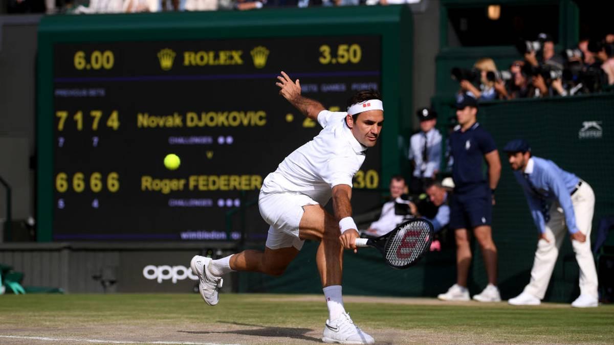 """Wimbledon abgesagt! Federer """"am Boden zerstört"""""""