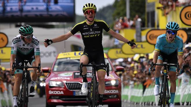 Tour de France, Simon Yates, 12. Etappe