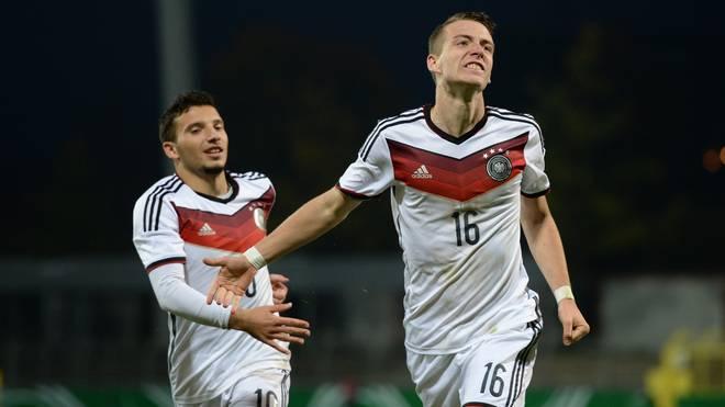 Germany v Scotland - U19 Mercedes-Benz Elite Cup