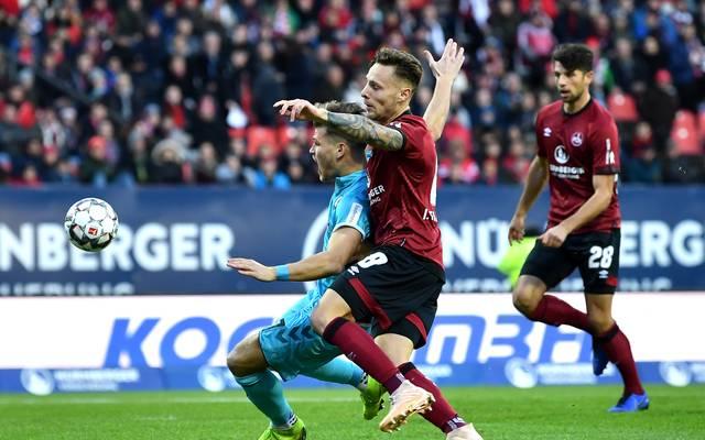 Robert Bauer will von einer Abschiedstour des 1. FC Nürnberg nichts wissen