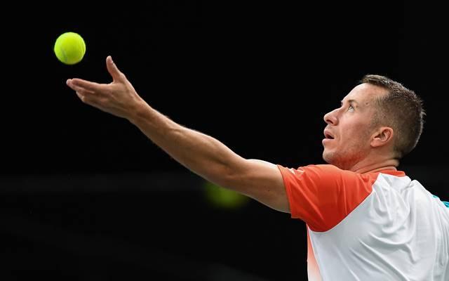 Tennis: Philipp Kohlschreiber erreicht Viertelfinale in Auckland