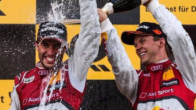 """Mike Rockenfeller und Mattias Ekström gehören zu den Audi-""""Speerspitzen"""""""