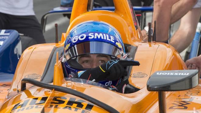 Fernando Alonso ist aktuell nicht für das diesjährige Indy 500 qualifiziert