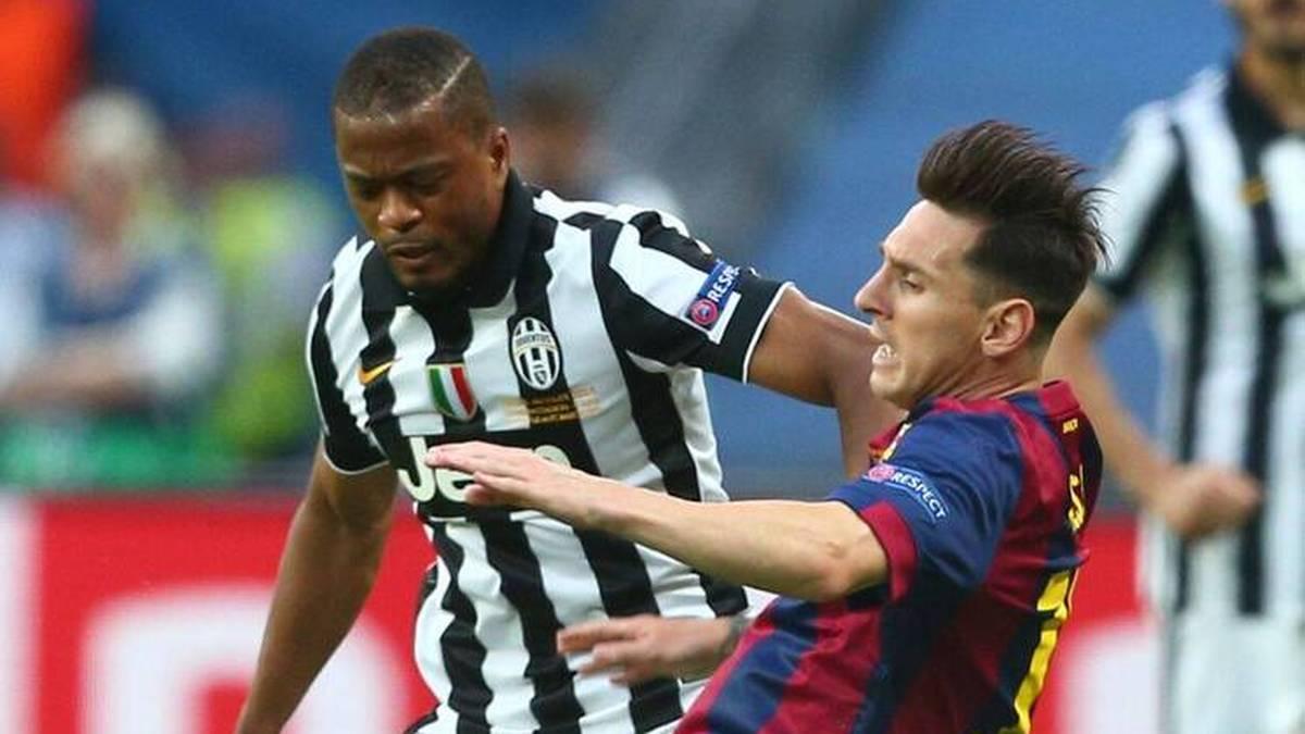 """Messi als Weltfußballer? Evra hat """"es satt ..."""""""