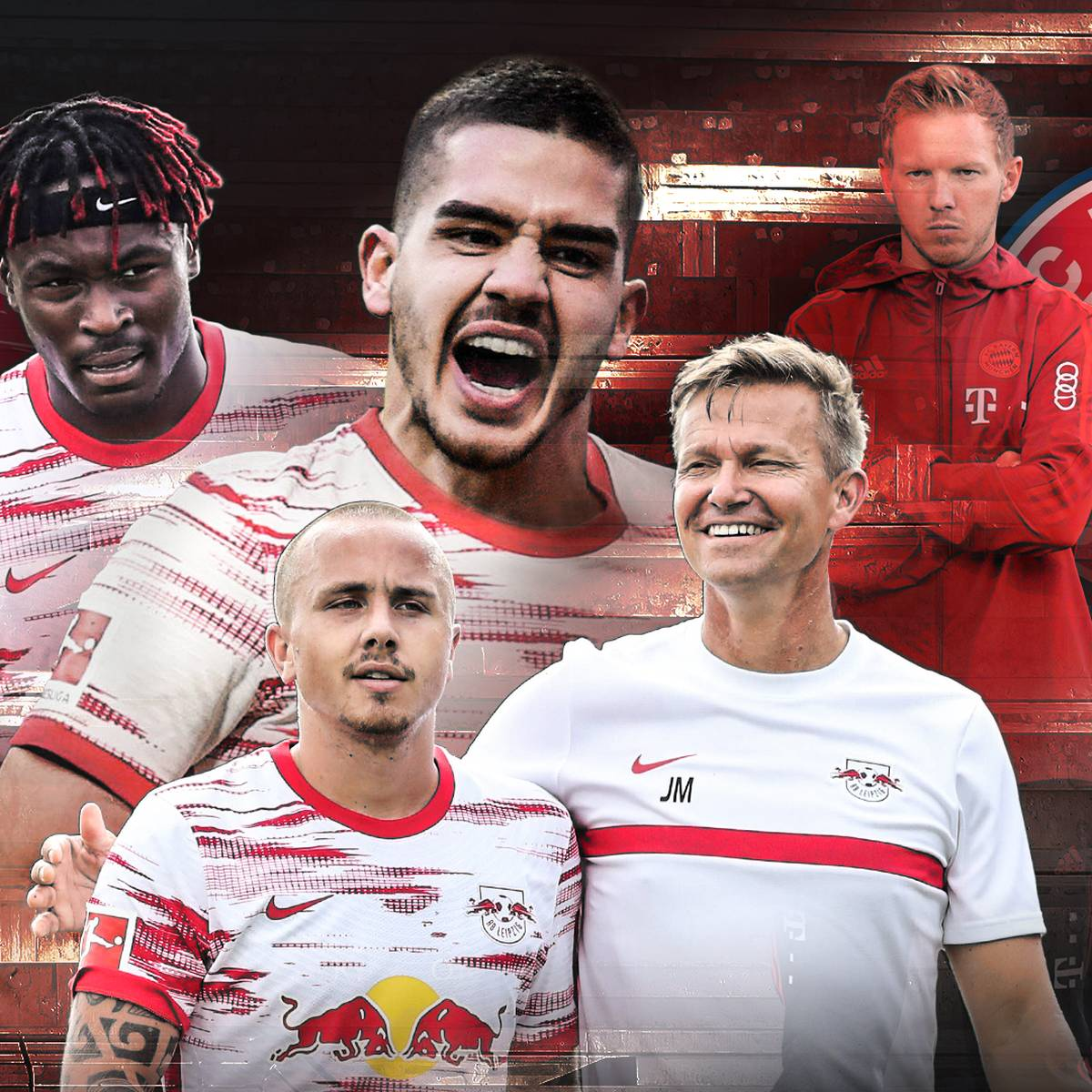Angriff auf FC Bayern RB Leipzig trotz Corona im Kaufrausch