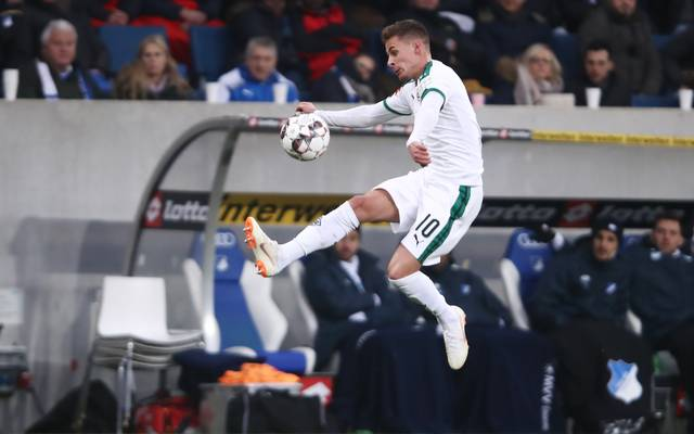 Thorgan Hazards wird mit einem Wechsel zu Borussia Dortmund in Verbindung gebracht