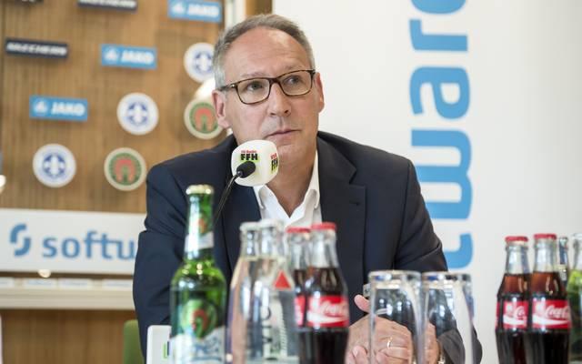 Rüdiger Fritsch ist Präsident bei Darmstadt 98