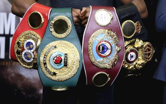 Boxverbände: WBO & Co. - Die wichtigsten Verbände im Boxen