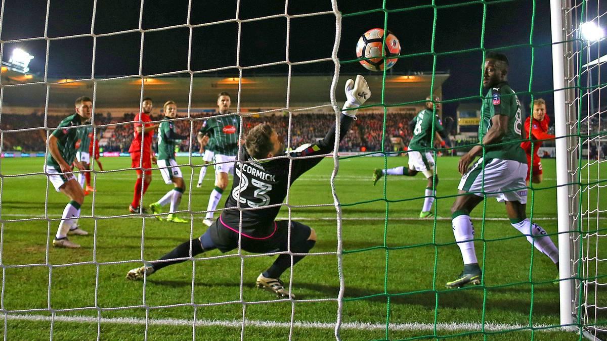 Klopps Liverpool wendet Pokal-Blamage ab