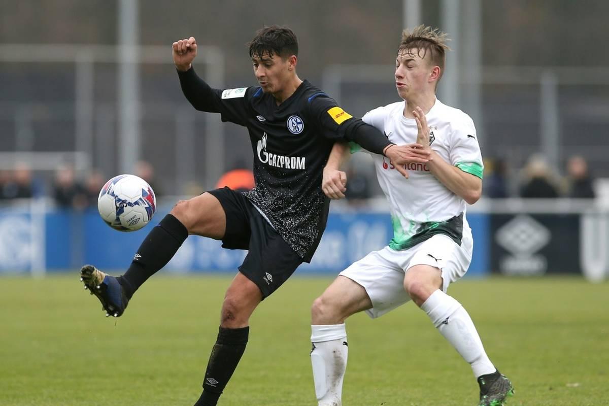 Borussia Mönchengladbach stattet Nachwuchsspieler Luiz Skraback mit einem Profivertrag aus - Belohnung für dessen Leistungen in der U23
